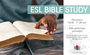 ESL Bible Study