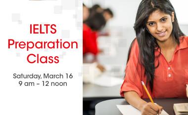 IELTS Preparation Class