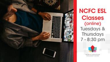 NCFC ESL Classes (Online)