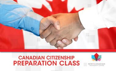 Canadian Citizenship Preparation Class