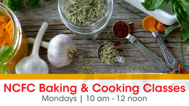 Baking and Cooking Classes